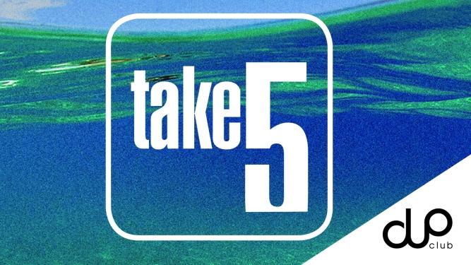 Take5 & 2uo Club BOAT Party - Water:Proof 2019 Schifflände Biel Billets