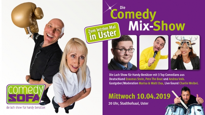 Comedy Sofa Stadthofsaal Uster Tickets