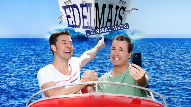 Edelmais ...einmal Meer! Diverse Locations Diverse Orte Tickets