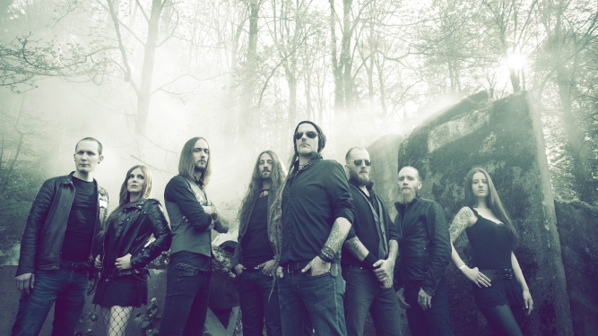 DAS ZELT: Eluveitie Several locations Several cities Tickets