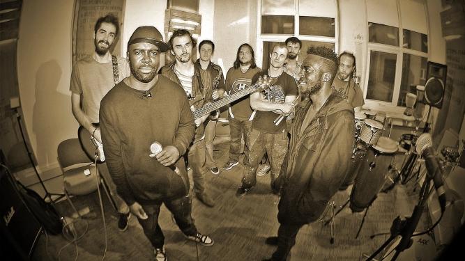 K.O.G & The Zongo Brigade (UK) Espace culturel le Nouveau Monde Fribourg Billets