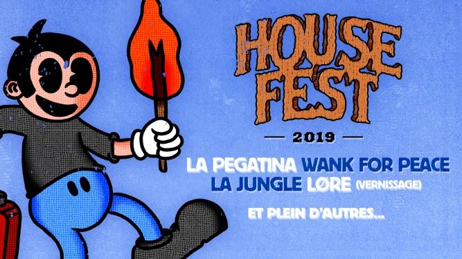 House Fest 2 Espace culturel le Nouveau Monde Fribourg Billets