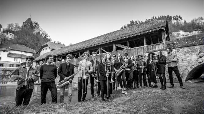 A Swing Night ! Espace culturel le Nouveau Monde Fribourg Tickets
