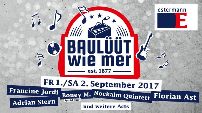 Baulüüt wie mer - Tagespass Freitag Festarena Geuensee Geuensee Tickets