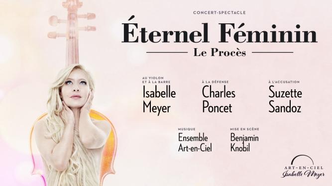 Eternel féminin: le Procès Théâtre Les Salons Genève Billets