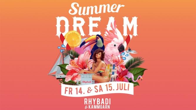 Summer Dream Rhybadi & Kammgarn Schaffhausen Tickets