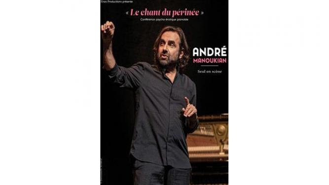 André Manoukian Théâtre de Terre Sainte Coppet Billets