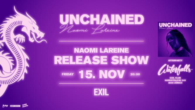 Naomi Lareine EXIL Zürich Tickets