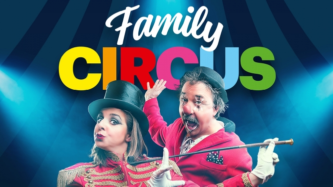 Family Circus Diverse Locations Diverse Orte Tickets