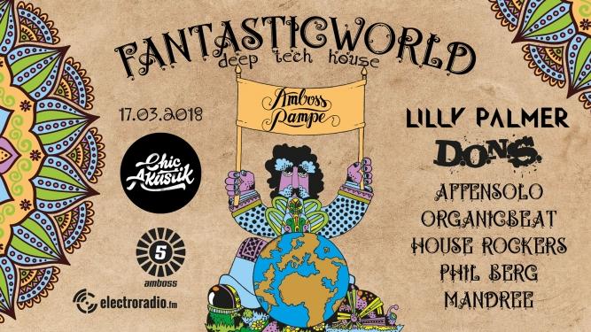 Fantasticworld Amboss Rampe Zürich Biglietti