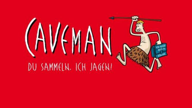 Caveman - Du sammeln, ich jagen... Theater Fauteuil, Tabourettli Basel Tickets