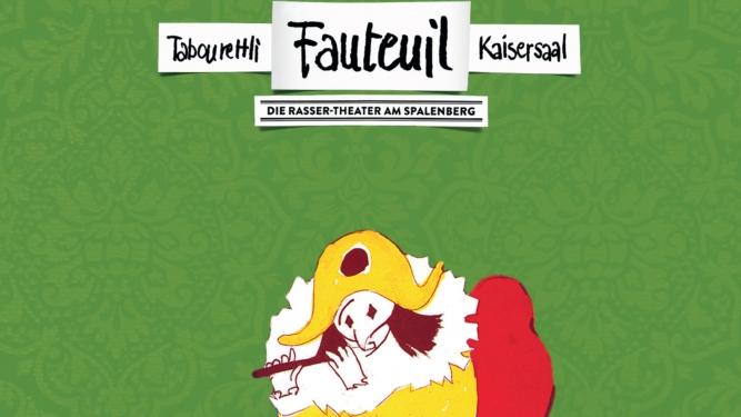 Pfyfferli 2018 Theater Fauteuil Basel Billets
