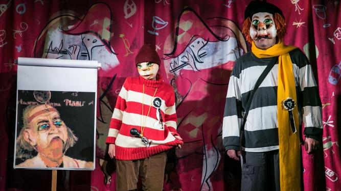 Schnitzelbängg Theater Fauteuil, Tabourettli Basel Tickets