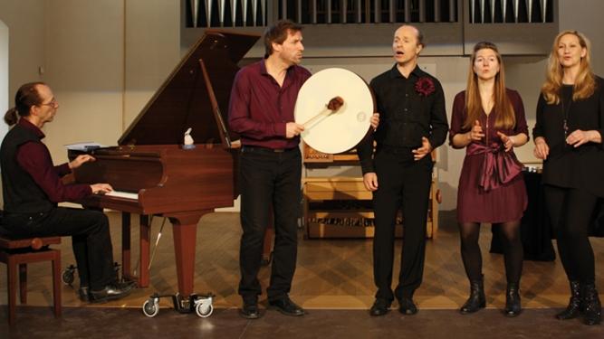 Spread Voice Theater Fauteuil, Tabourettli Basel Tickets