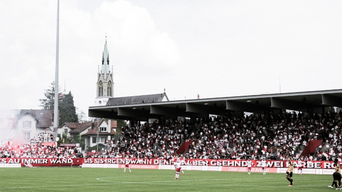 FC Winterthur - FC Chiasso Stadion Schützenwiese Winterthur Tickets