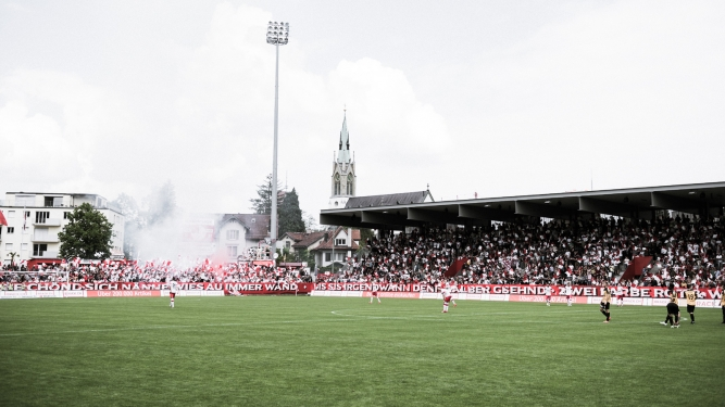FC Winterthur vs. Grasshopper Club Zürich Stadion Schützenwiese Winterthur Tickets