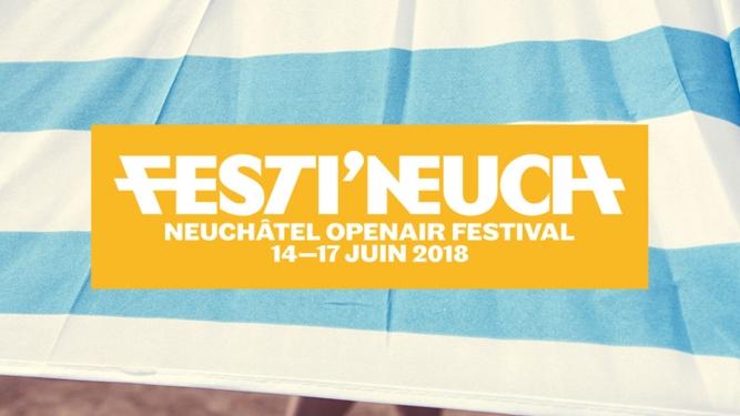 Festi'neuch 2018 Diverses localités Divers lieux Billets