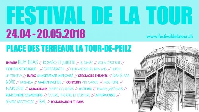 Ruy Blas Tour Vagabonde La Tour de Peilz Billets