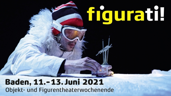 Einmal Schneewittchen, bitte - Theater Anna Rampe figurati! Digital Vimeo-Stream Tickets