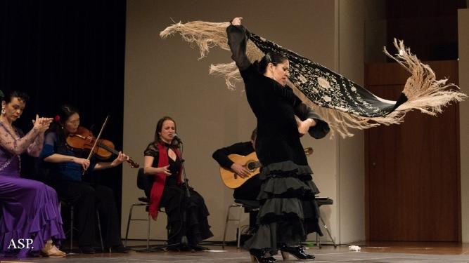 Flamenco Festival Volkshaus, Weisser Saal Zürich Tickets