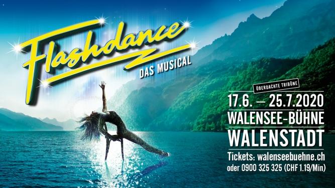 Blick hinter die Kulissen 2020 Walensee - Bühne Walenstadt Tickets