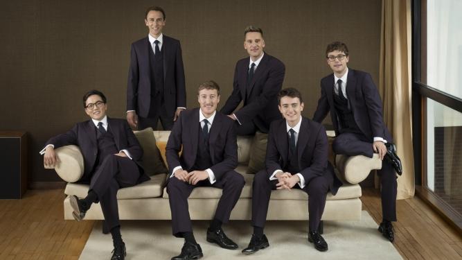 The King's Singers Hotel Waldhaus Flims Flims Waldhaus Tickets