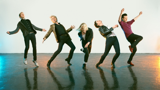 Franz Ferdinand (UK) Halle 622 Zürich Tickets