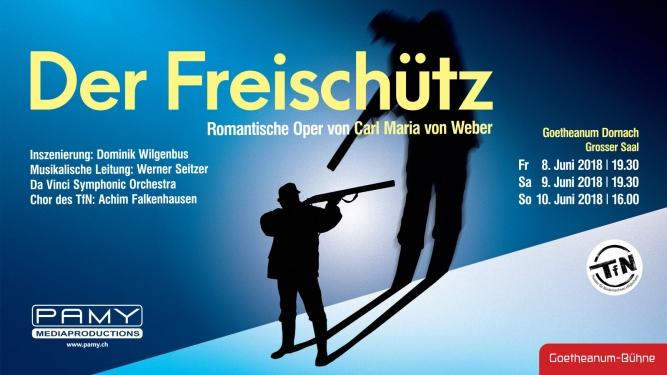 Der Freischütz Goetheanum Dornach Tickets