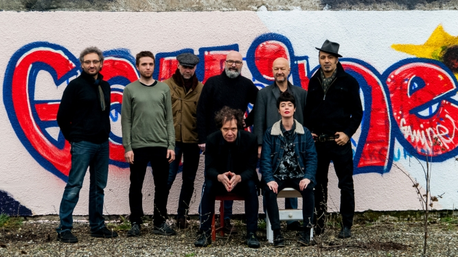 Pierre Omer & the Nightcruisers Fri-Son Fribourg Tickets