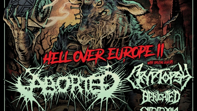 Hell Over Europe 2: Aborted Fri-Son Fribourg Billets