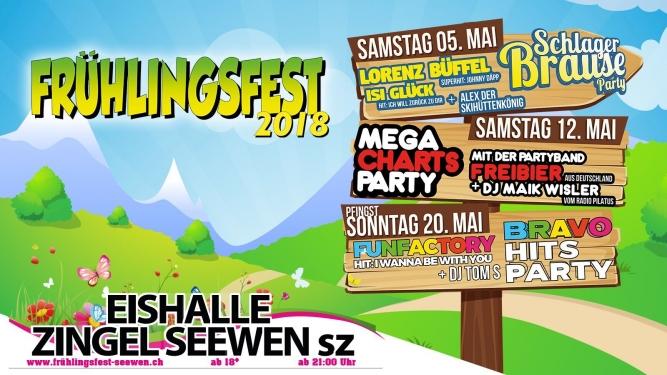 Frühlingsfest Seewen 2018 Eishalle Zingel Seewen SZ Tickets