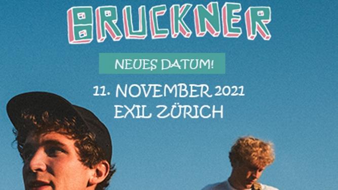 Bruckner EXIL Zürich Billets