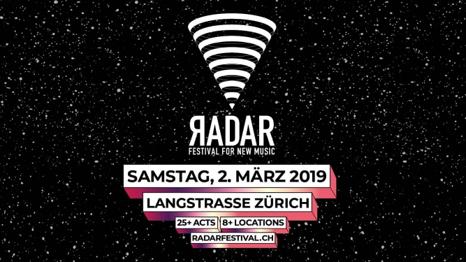 Radar Langstrasse Zürich Tickets