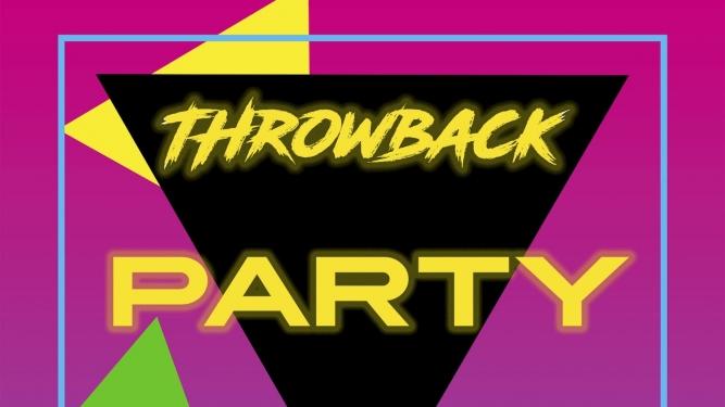 Throwback Party Kulturzentrum Galvanik Zug Tickets