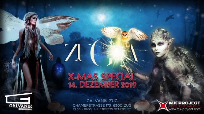 Zugoa - X-Mas Special Kulturzentrum Galvanik Zug Tickets