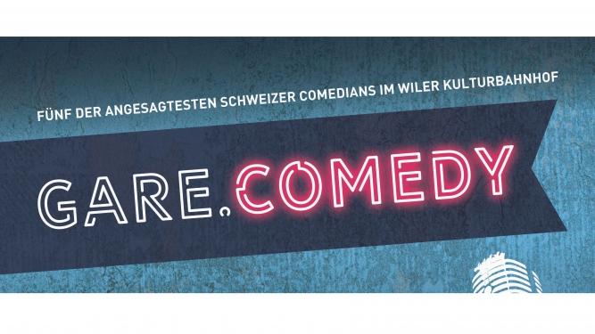 Gare.Comedy Gare de Lion Wil (SG) Tickets