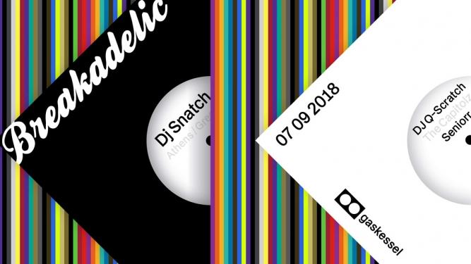 Breakadelic Gaskessel Bern Tickets