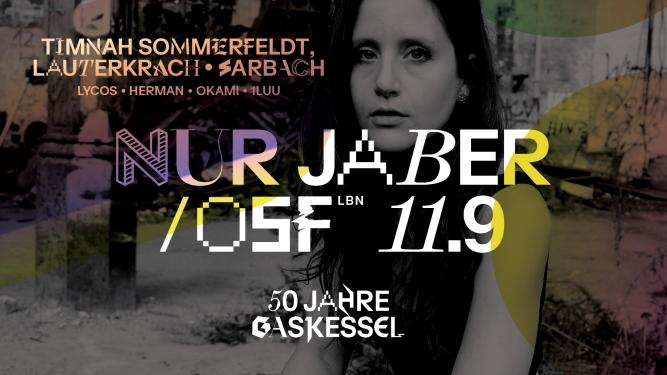 Nur Jaber (LBN), Timnah Sommerfeldt Gaskessel Bern Tickets