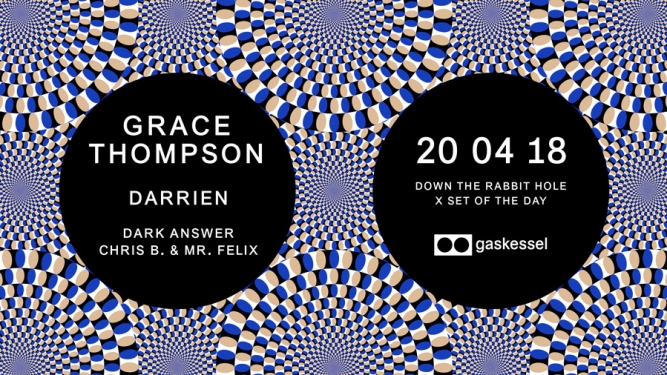 Down the Rabbit Hole x Set of the Day Gaskessel Bern Tickets