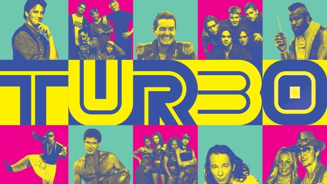 TURBO 80's & 90's Smash Hits Gaskessel Bern Billets
