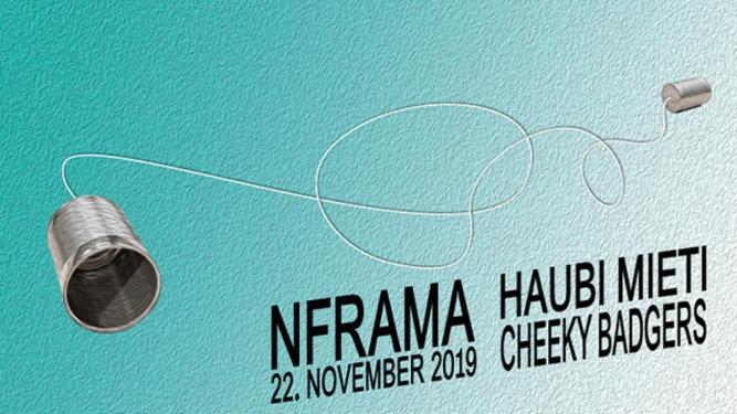 Nframa: Haubi Mieti, Cheeky Badgers Gaskessel Bern Tickets