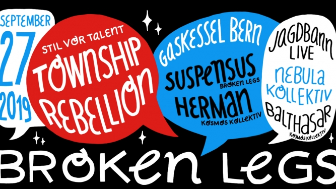Broken Legs Gaskessel Bern Tickets