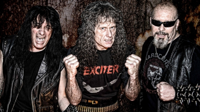 Exciter (CA) - Asomvel (UK) Gaswerk Winterthur Tickets
