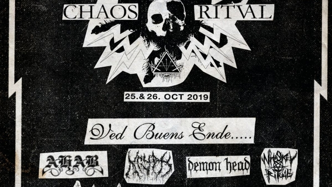 Chaos Ritval Gaswerk Winterthur Billets
