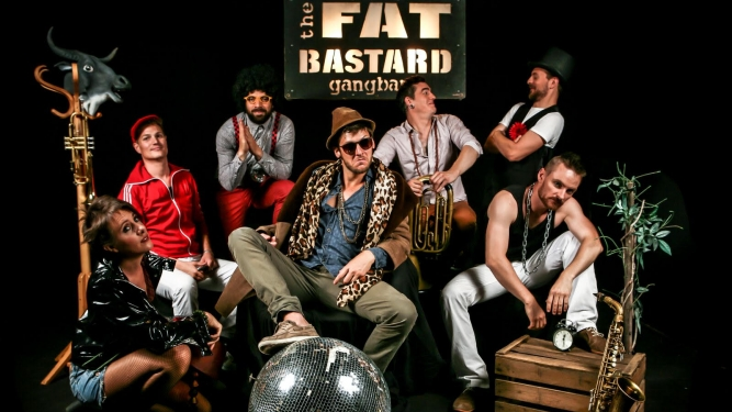 The Fat Bastard GangBand (FRA) Gare de Lion Wil (SG) Tickets