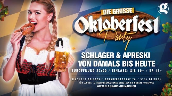 Oktoberfest glashaus Reinach AG Tickets