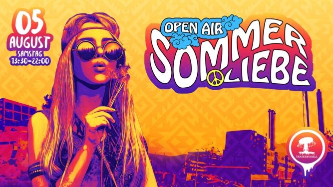 Sommerliebe Open Air Warmbächlibrache Bern Tickets