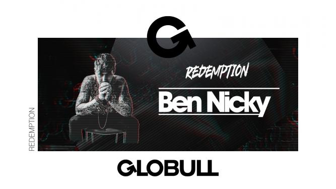 Ben Nicky (UK) Globull Bulle Tickets