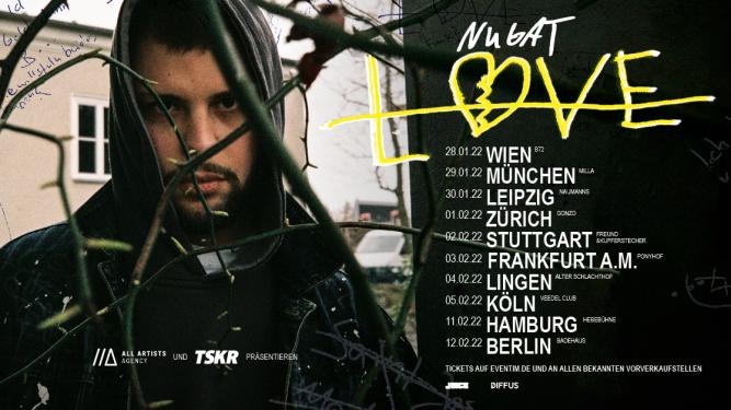 Nugat Gonzo Zürich Tickets
