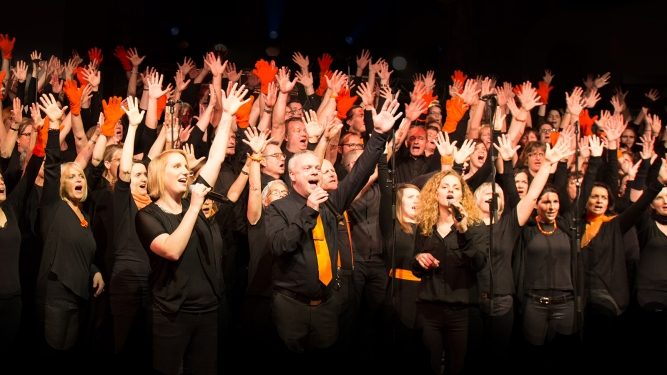 Gospelproject.ch Stadthofsaal Uster Tickets
